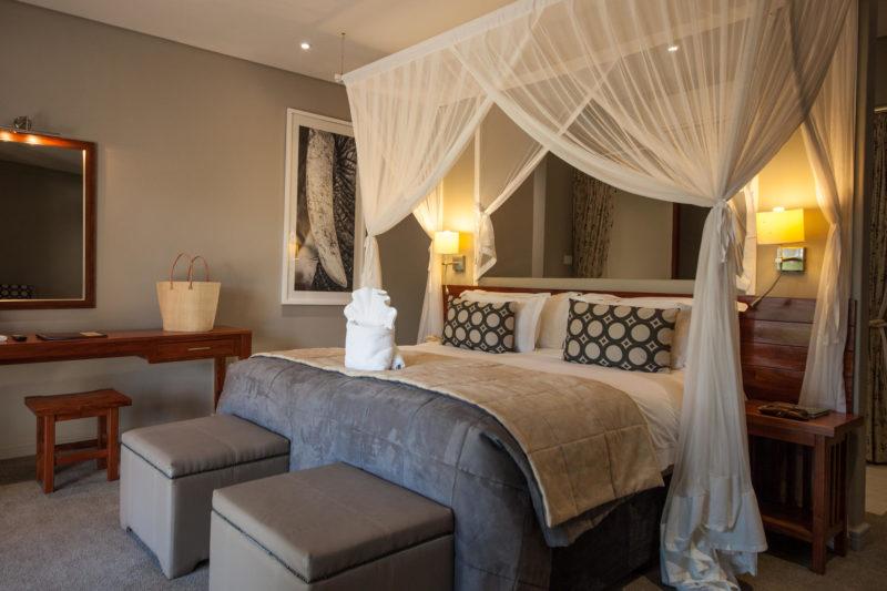 Botswana - Chobe River Front - Chobe Bush Lodge - Luxury room