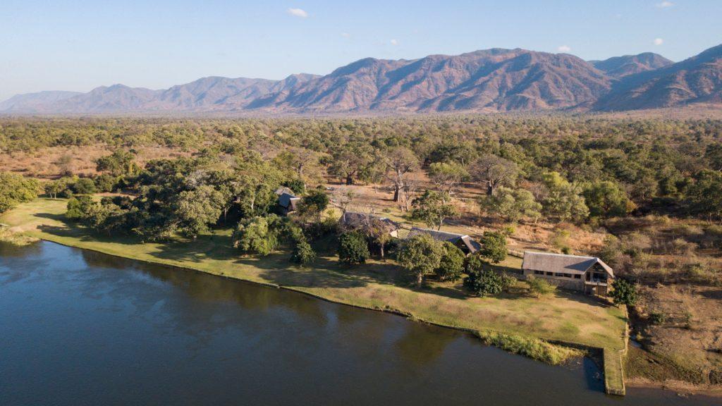 Kayila Camp Lower Zambezi Zambia Overview of Camp