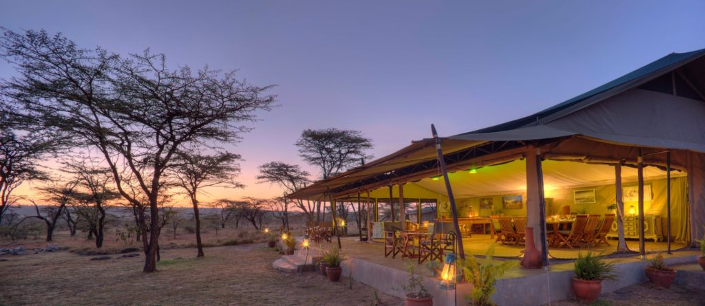Kenya - Olare Motorogi Conservancy - 12890 - Sunset Views