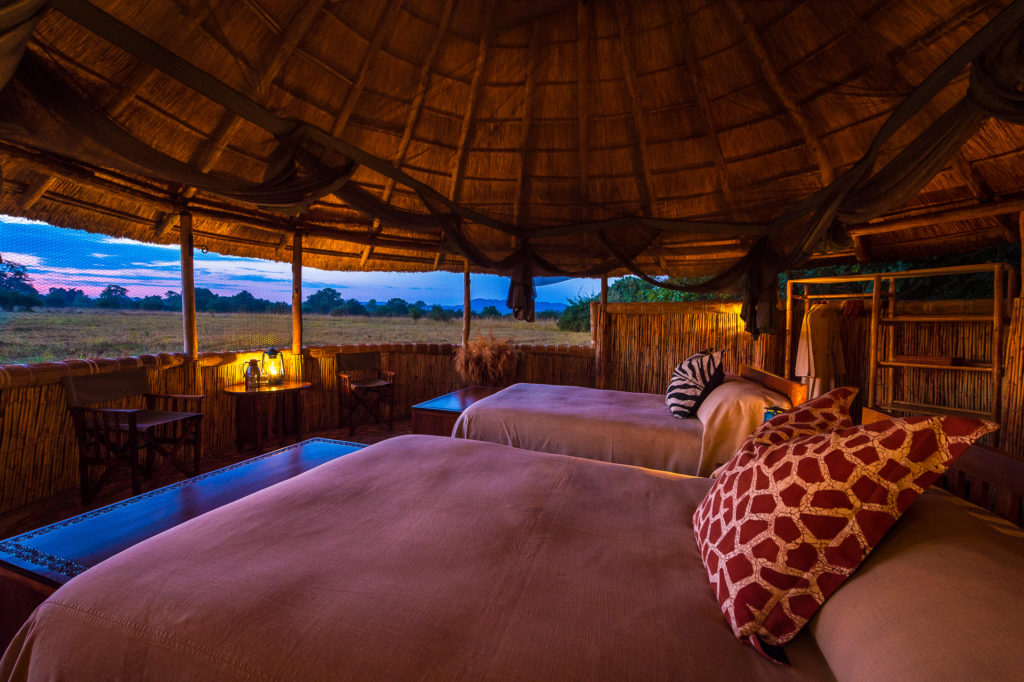 Kuyenda Bushcamp South Luangwa National Park Zambia Room Views
