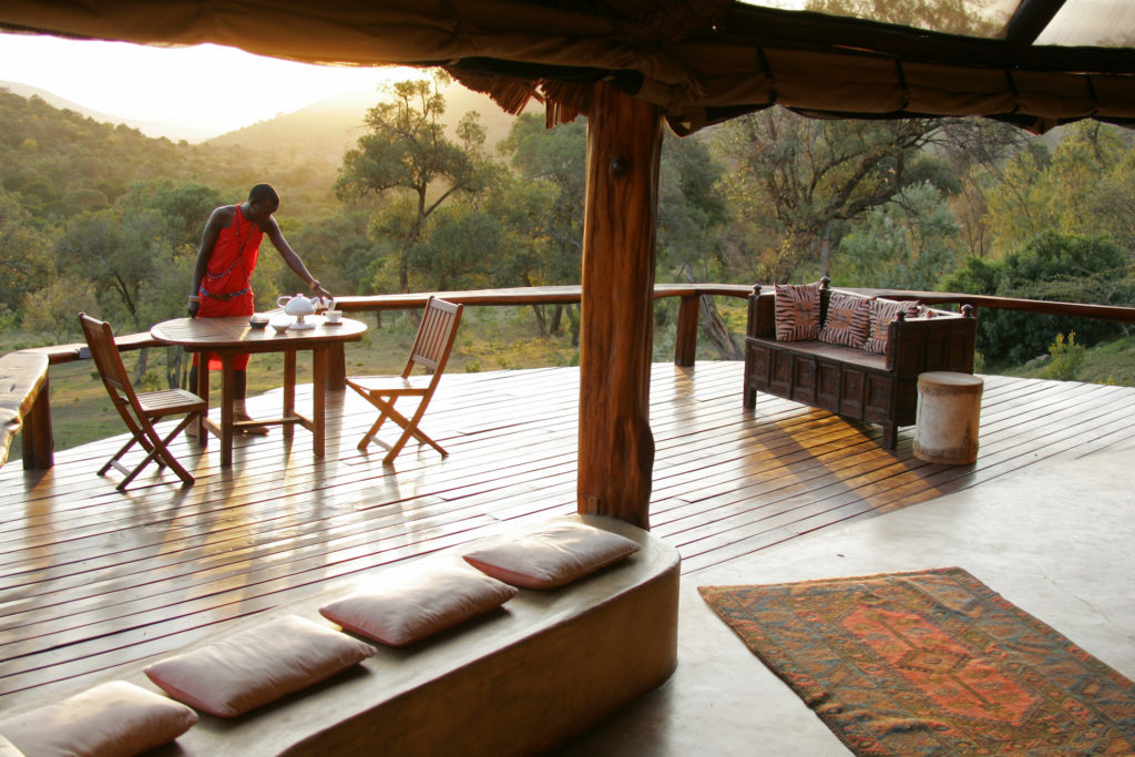 Kenya - Mara North Conservancy - 12890 - Saruni Mara breakfast