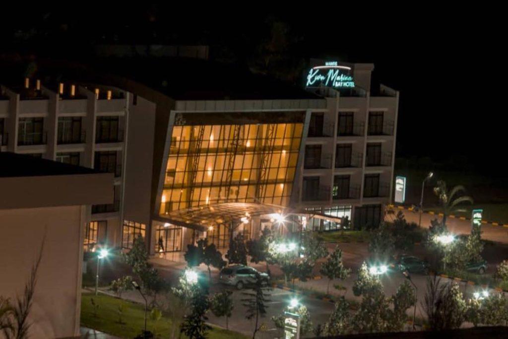 Rwanda - Cyangugu - 1568 - Mantis Kivu Marina Bay Hotel