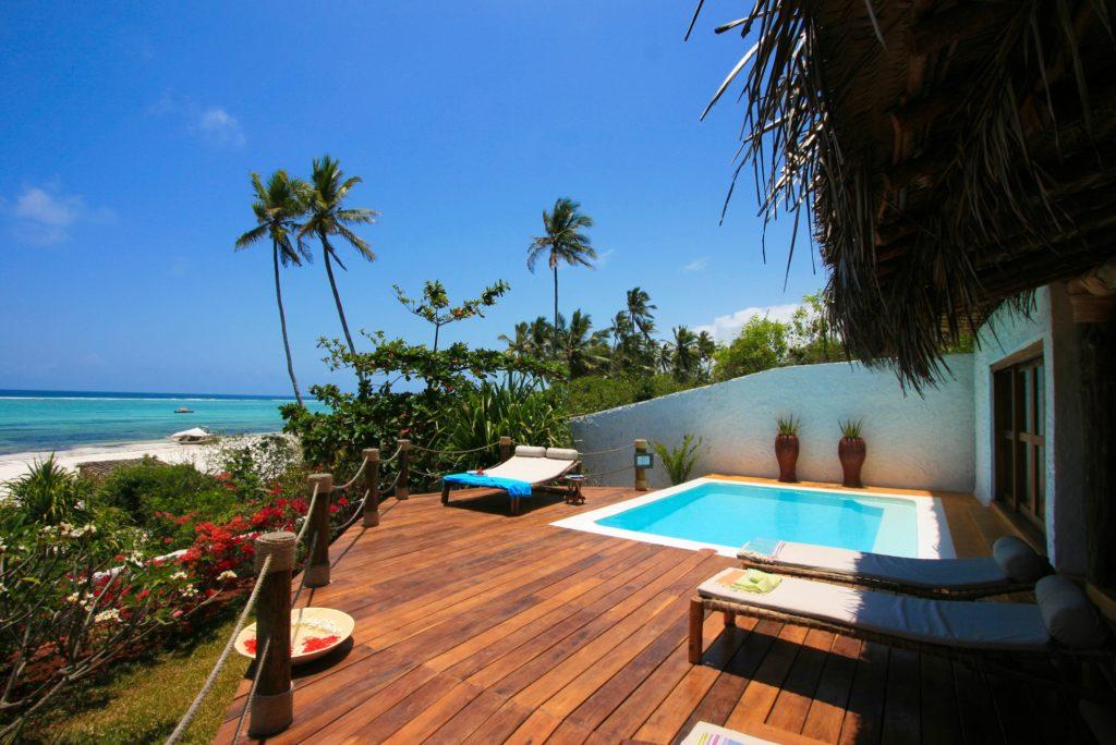 Tanzania - Zanzibar - 1568 - Veranda with Pool