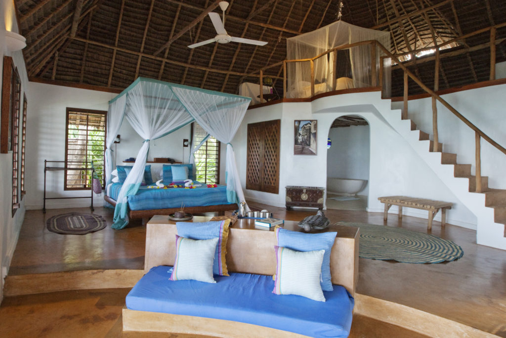 Tanzania - Zanzibar - 1568 - Matemwe Lodge Bedroom