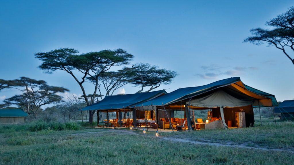 Tanzania - Northern Serengeti - 1568 - Chaka Camp - Northern Serengeti At night