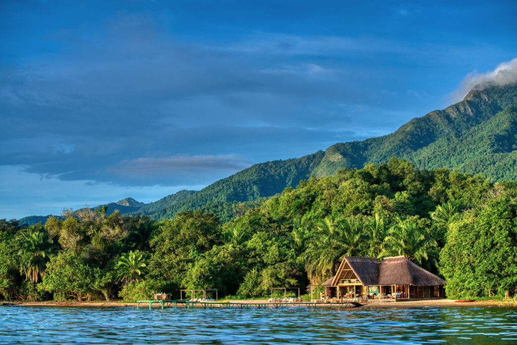 18268 - Indonesia - Sea front Lodge
