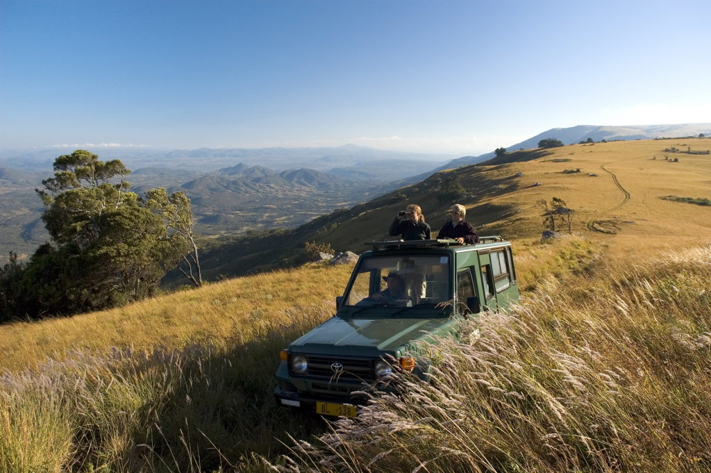 Chelinda Camp Mountain Landscape Game Drives