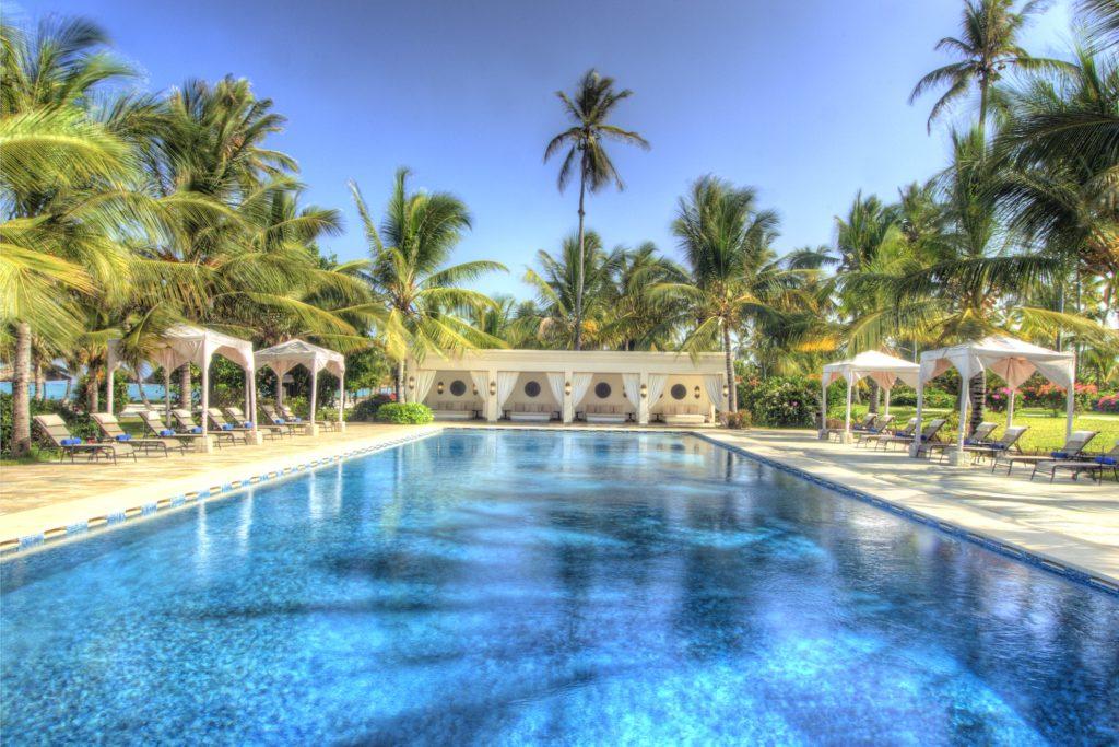Tanzania - Zanzibar - 1567 - Baraza Resort & Spa pool