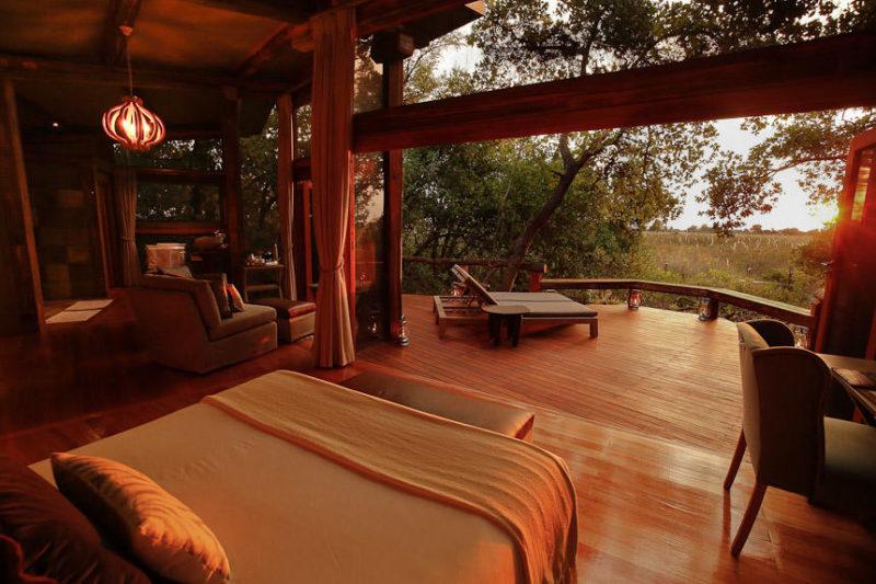 Botswana - Okavango Delta - Camp Okavango - Guest Suite Views