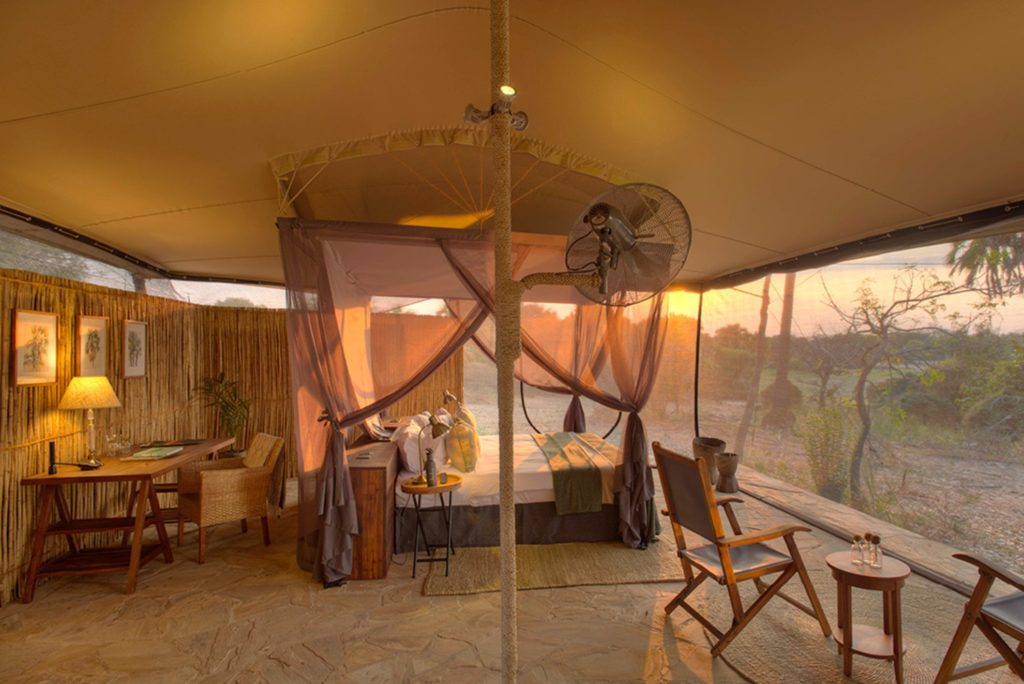 Tanzania - Selous Game Reserve - 1568 - Double Room