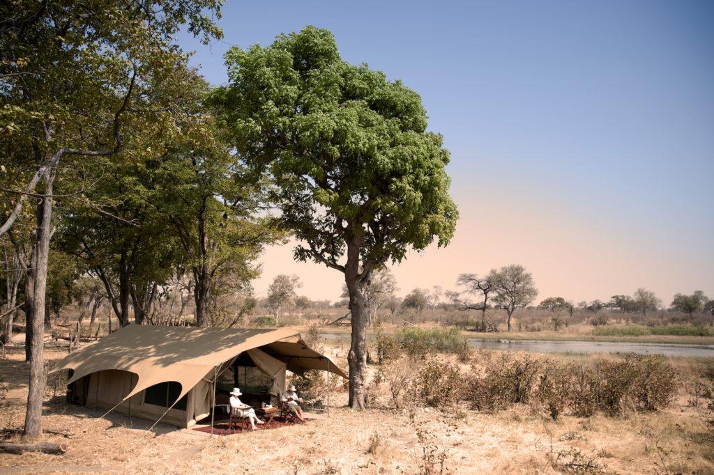 Botswana - Selinda Reserve - 1553 - Selinda Explorers Camp