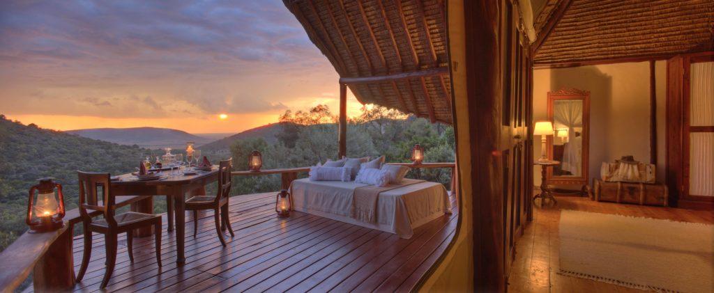 Kenya - Mara North Conservancy - 12890 - honeymoon Suite Decking