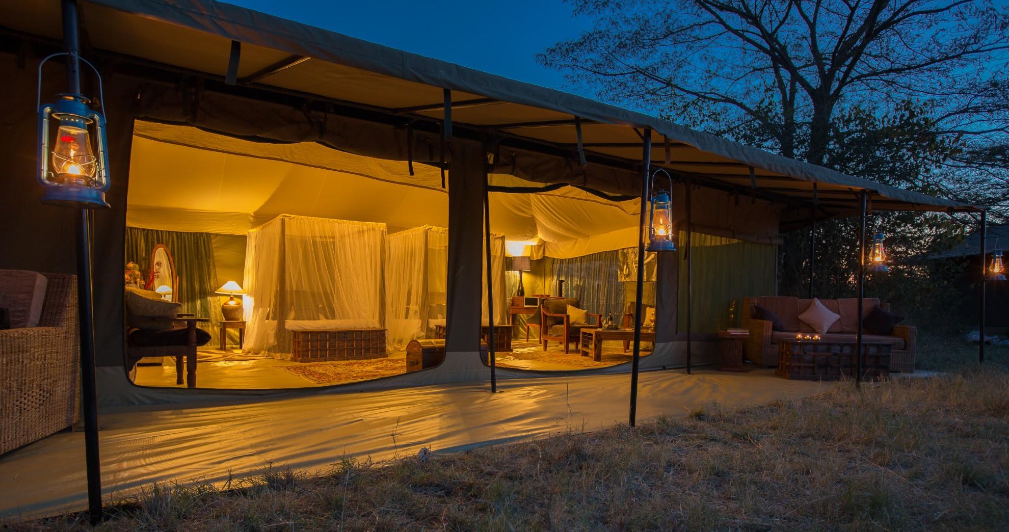 Naona Moru Camp Tented Suite