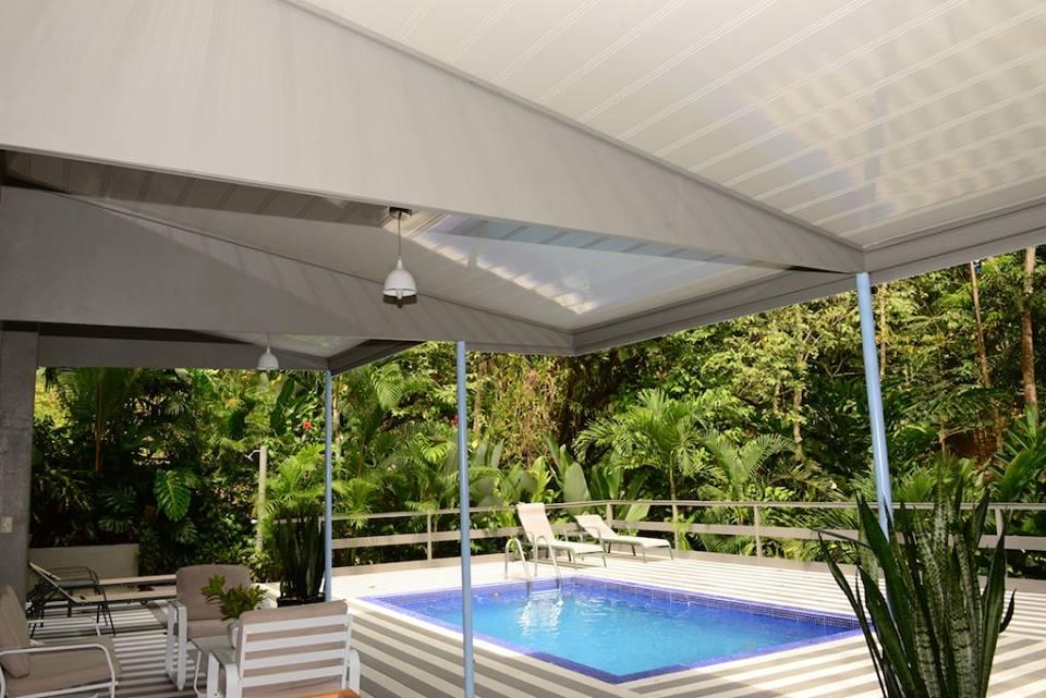 Costa Rica - Manuel Antonio - 1570 - Hotel Plaza Yara Pool