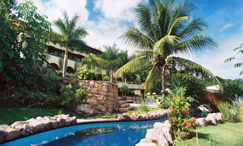 Brazil - Lecois - 1569 - Canto das Aguas Hotel Exterior Pool