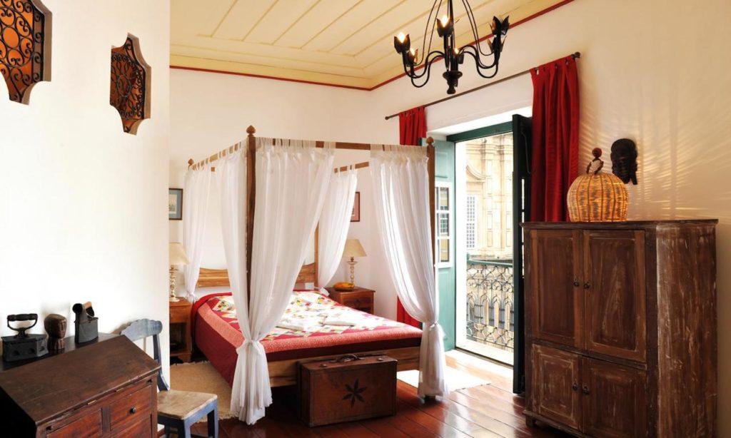 Brazil - 1569 - Salvador - Hotel Villa Bahia Balcony Room