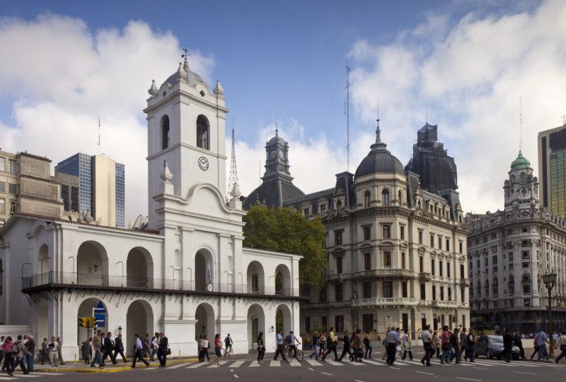 Argentina - 1584 - Cabildo - Half Day City Tour Buenos Aires