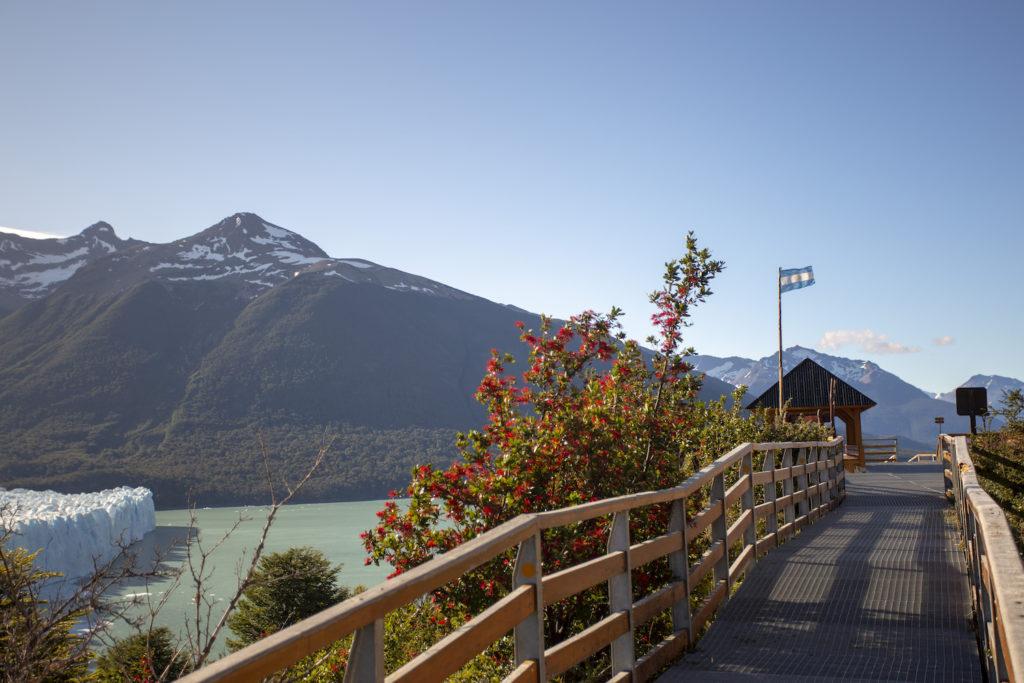 Brazil - 1569 - Perito Moreno Glacier Scenic Mountain Landscape