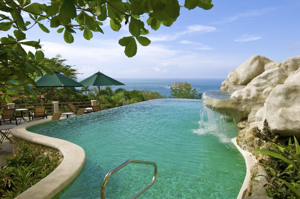Costa Rica - Manuel Antonio - 1570 - Parador Resort and Spa pool