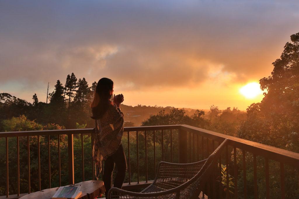 Costa Rica - Monteverde - 1570 - Senda Monteverde sunrise