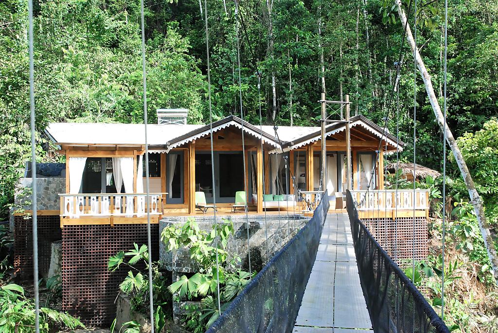 Chile - 1570 - Pacuare Lodge Canopy Villa