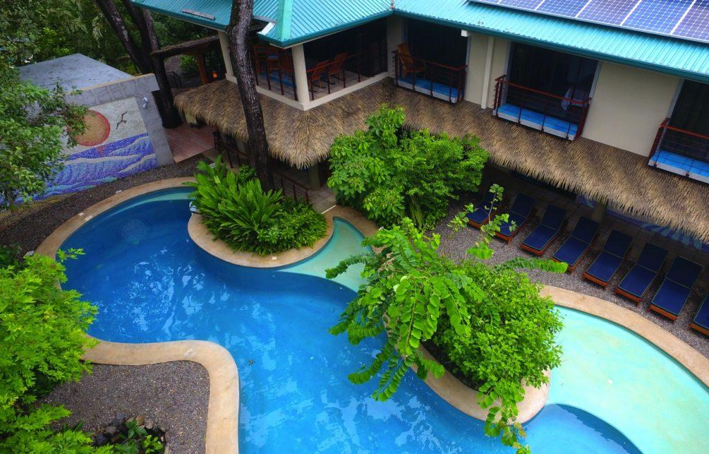 Costa Rica - Nosara - 1570 - Swimming Pool