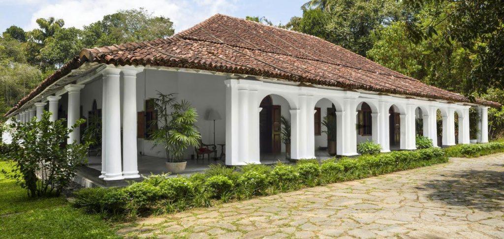 Sri Lanka - Kandy - 1567 - The Kandy House Exterior Gardens