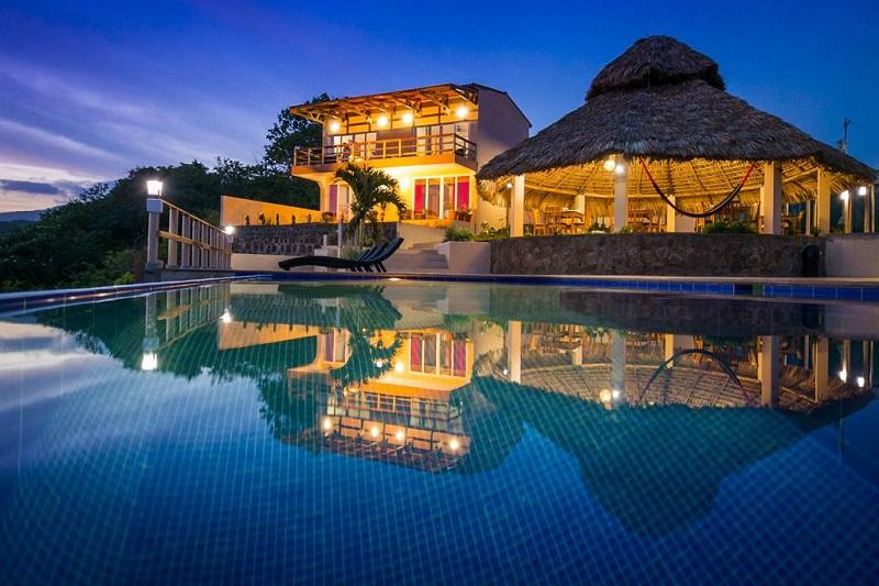 El Salvador - Punta Mango - 10024 - Los Mangos Pool
