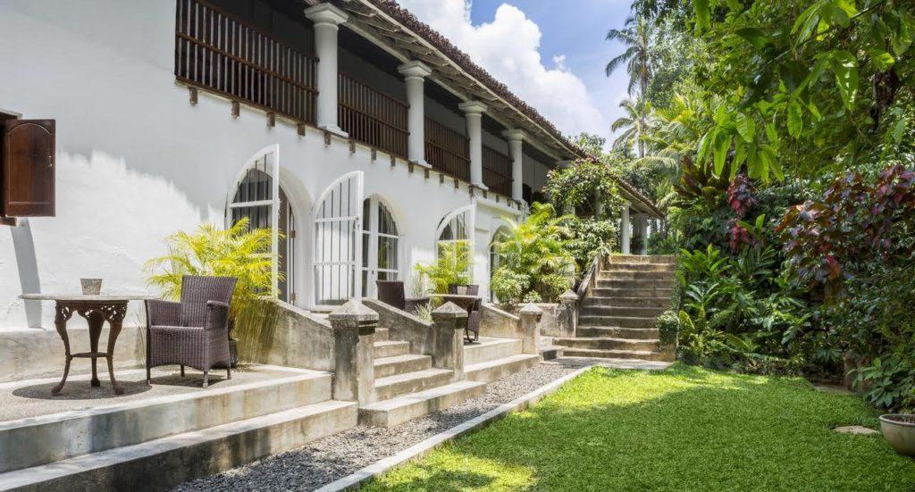 Sri Lanka - Kandy - 1567 - The Kandy House garden