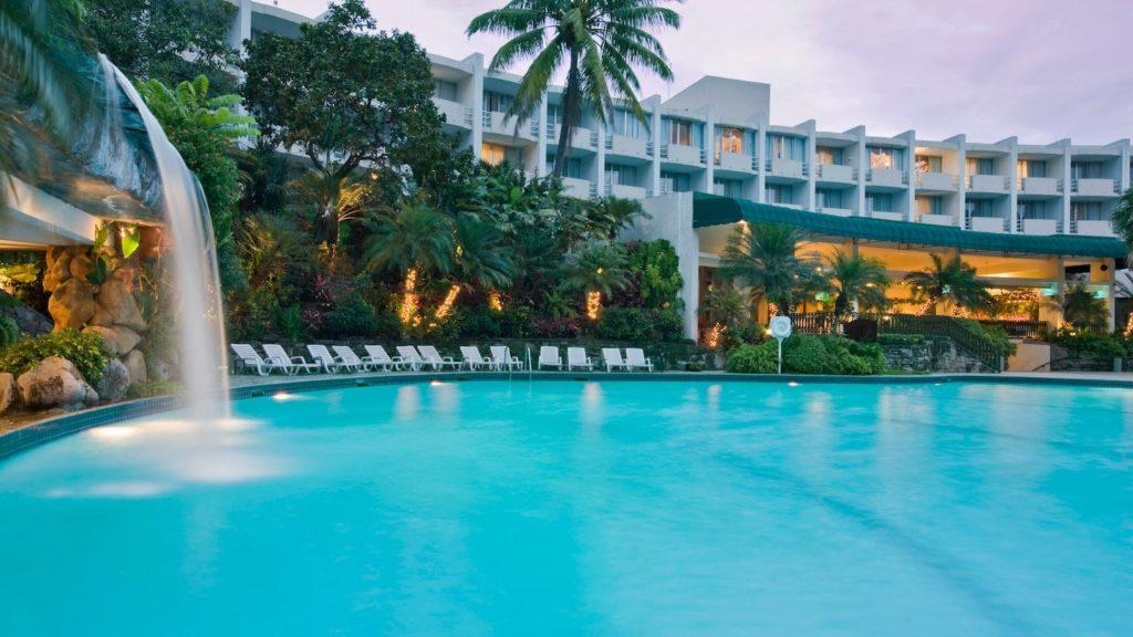El Salvador- San Salvador- 10024- Sheraton Pool