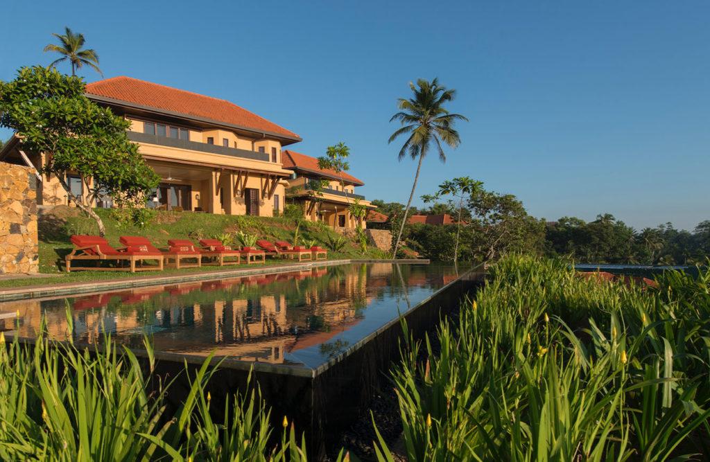 Sri Lanka - Weligama - 1567 - Cape Weligama Exterior plunge pool