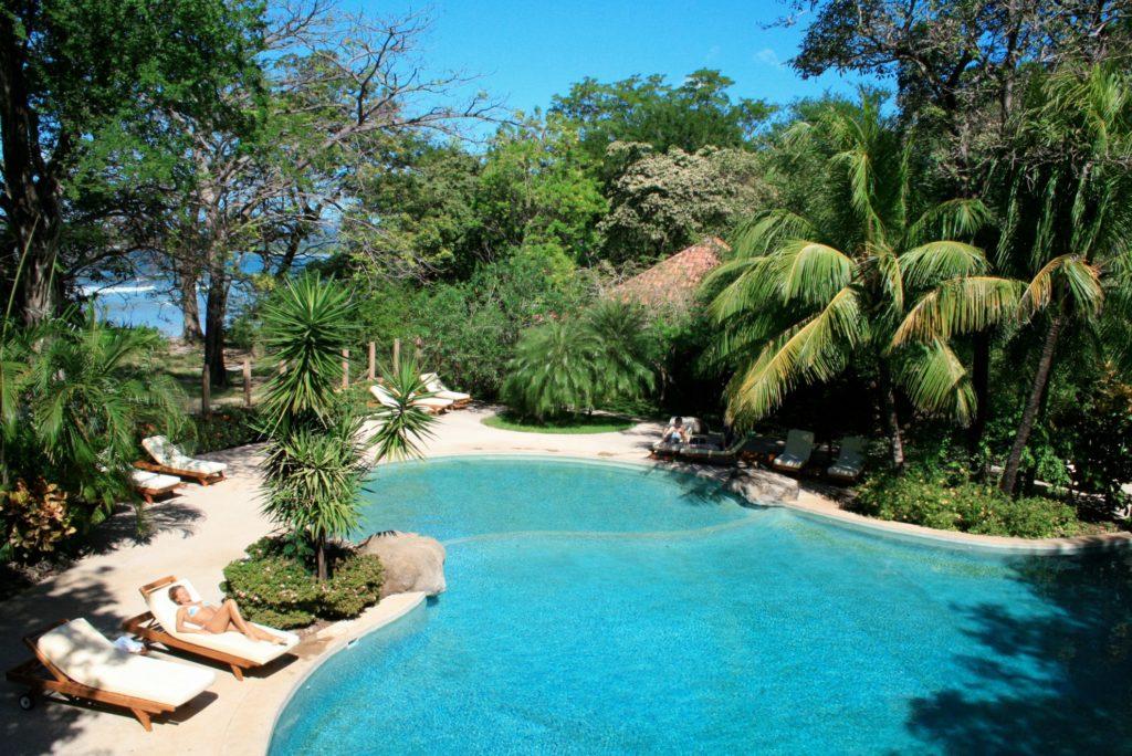 Costa Rica - Guanacaste - 1570 - Capitan Suizo Pool and Views