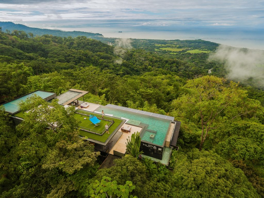 Costa Rica - Costa Ballena - 1570 - Kura Design Villas From Above