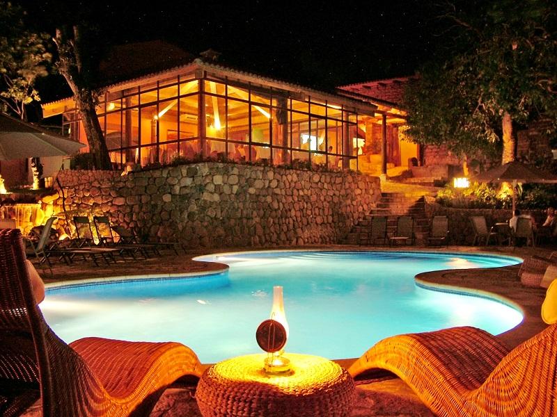 El Salvador - Suchitoto - 10024 - Los Almendros de San Lorenzo Pool