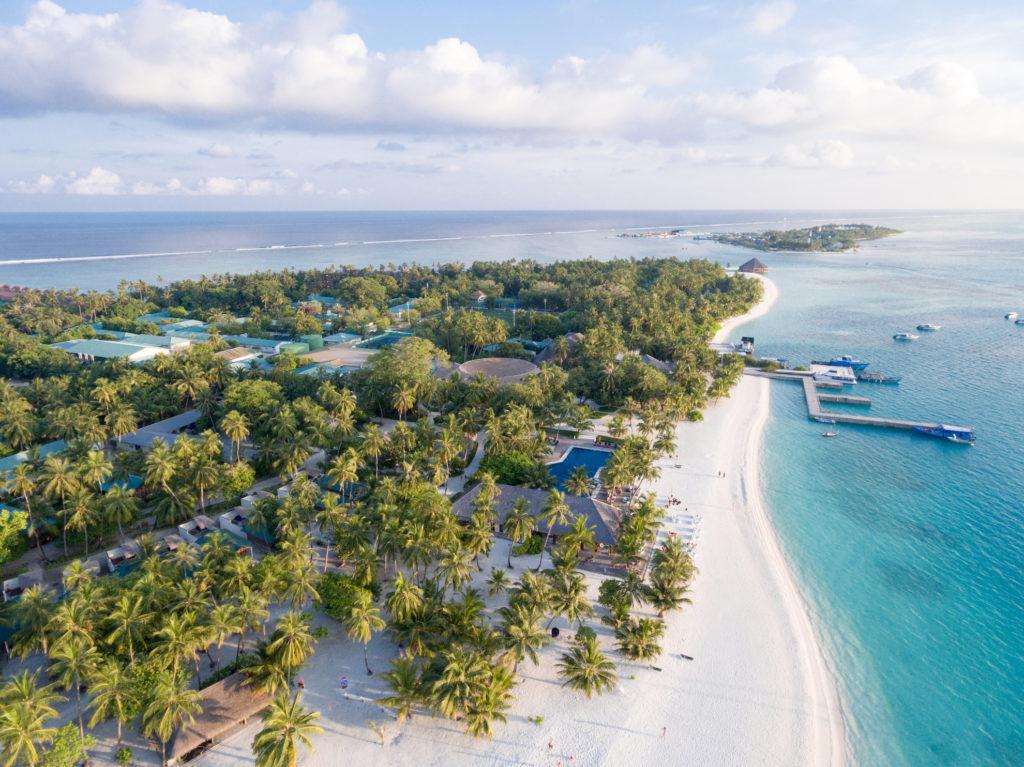 Maldives - Meeru Island - 1567 - Meeru Island Resort & Spa aerial