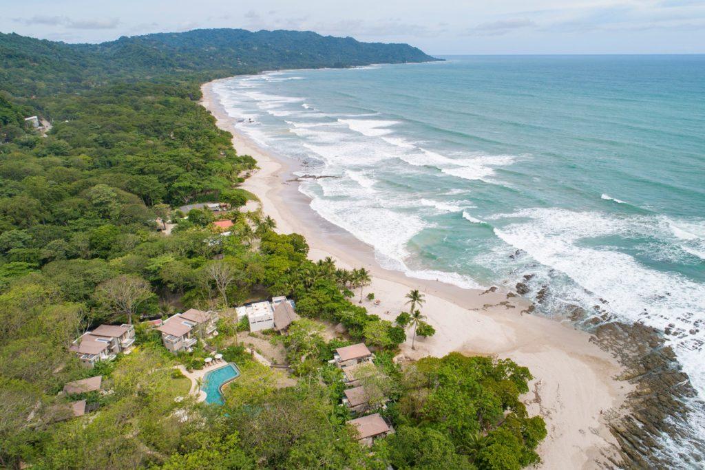 Costa Rica - Puntarenas - 1570 - Hotel View of the beach