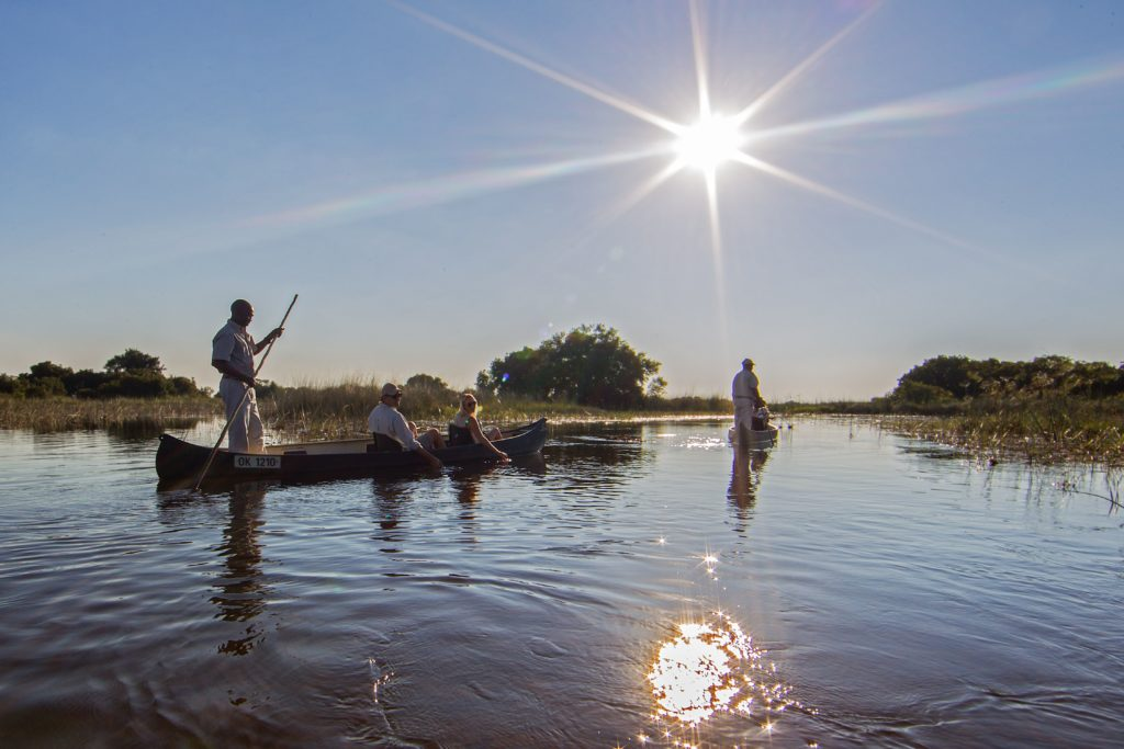 Botswana - 1553 - Mokoro Experience on the Delta