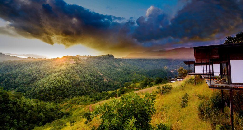 Sri Lanka - Aratenna Estate - 1567 - Santani Resort Mountain Views