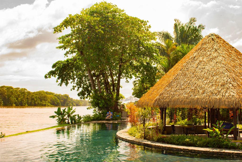 Costa Rica - Limon - 1570 - Tortuga Lodge and Gardens