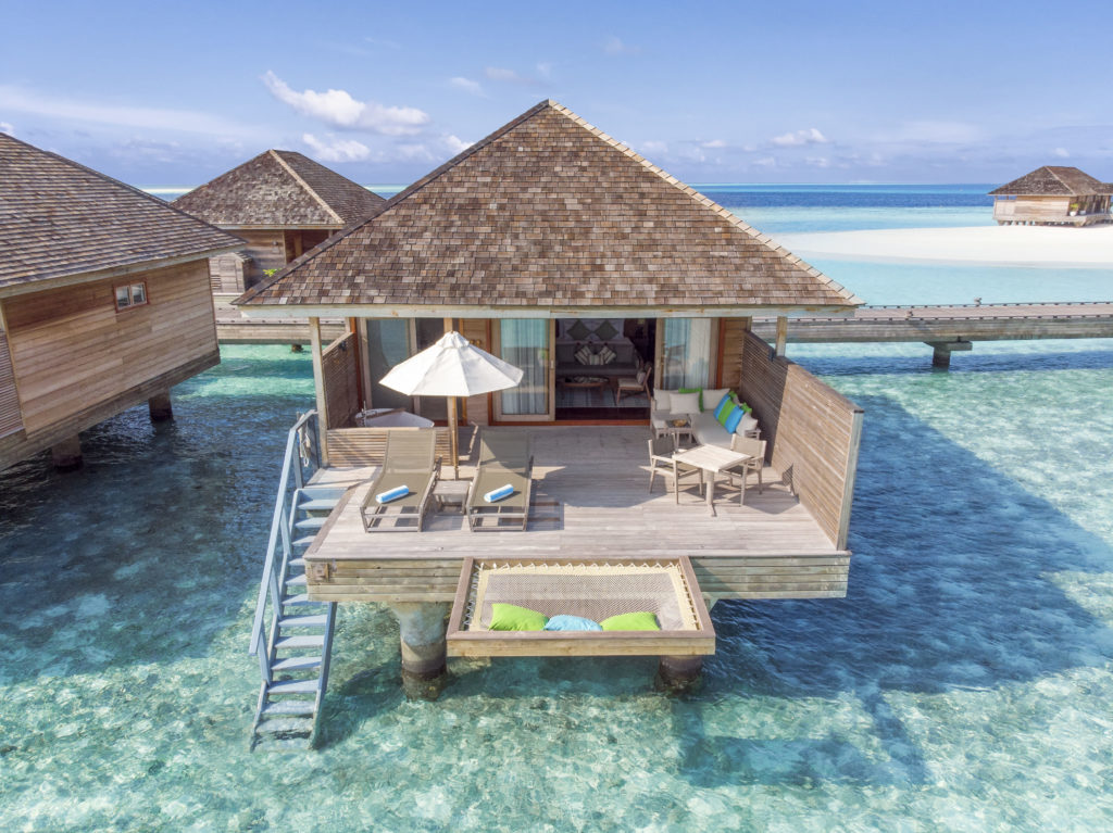 Maldives - Lhaviyani Atoll - 1567 - Hurawalhi Island Resort villa exterior