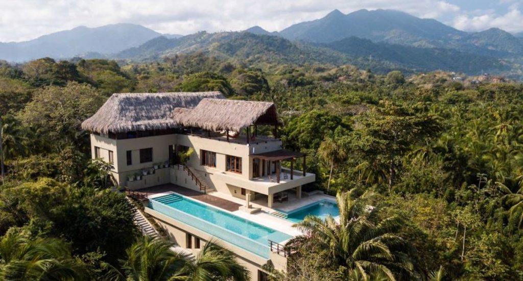 Colombia - Santa Marta - 1558 - Casa Tayrona Los Naranjos aerial view