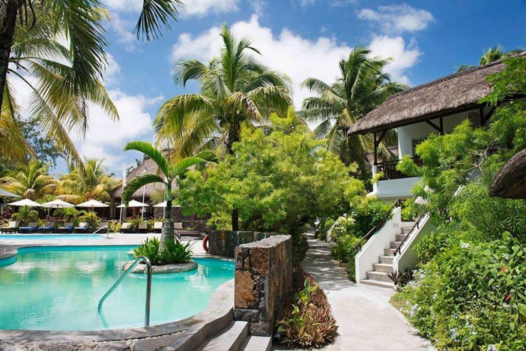Mauritius - East Coast - 3996 - Émeraude Beach Attitude pool