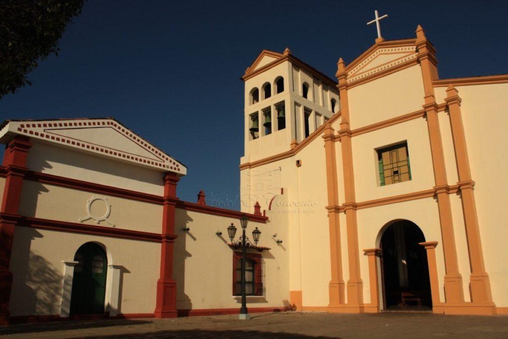 Nicaragua - Leon - 10024 - El Convento exterior