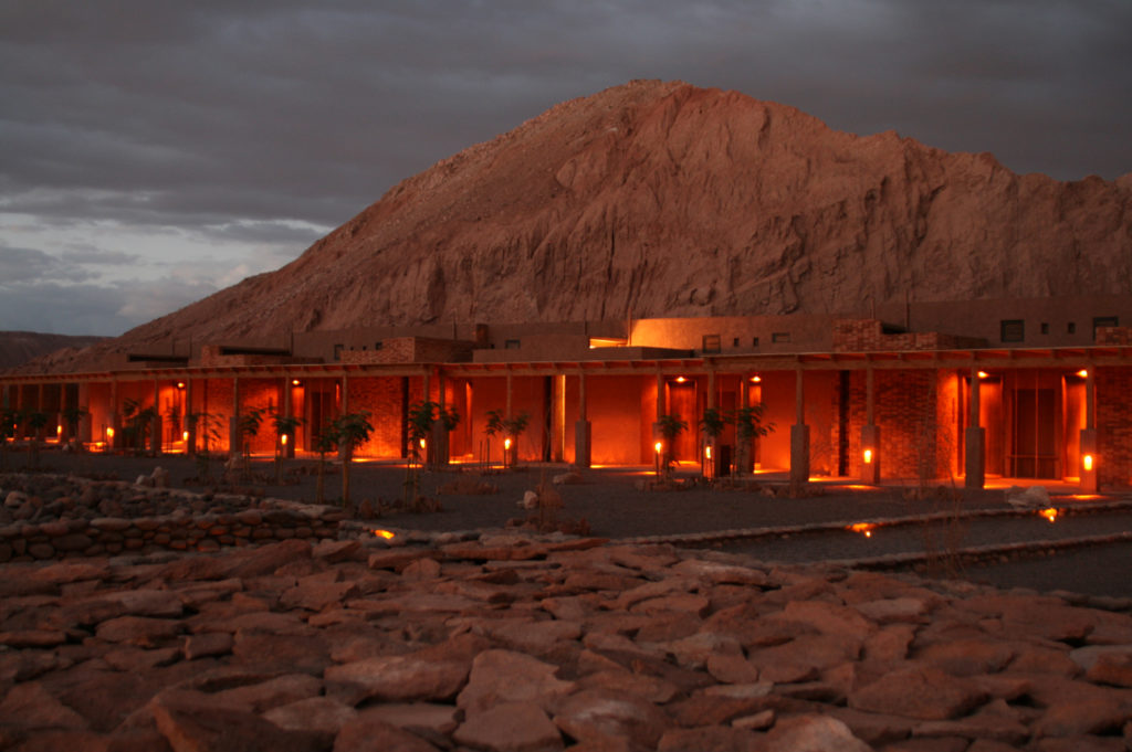 Chile - San Pedro De Atacama - 1560 - Hotel Alto Atacama Desert Lodge & Spa At Dusk