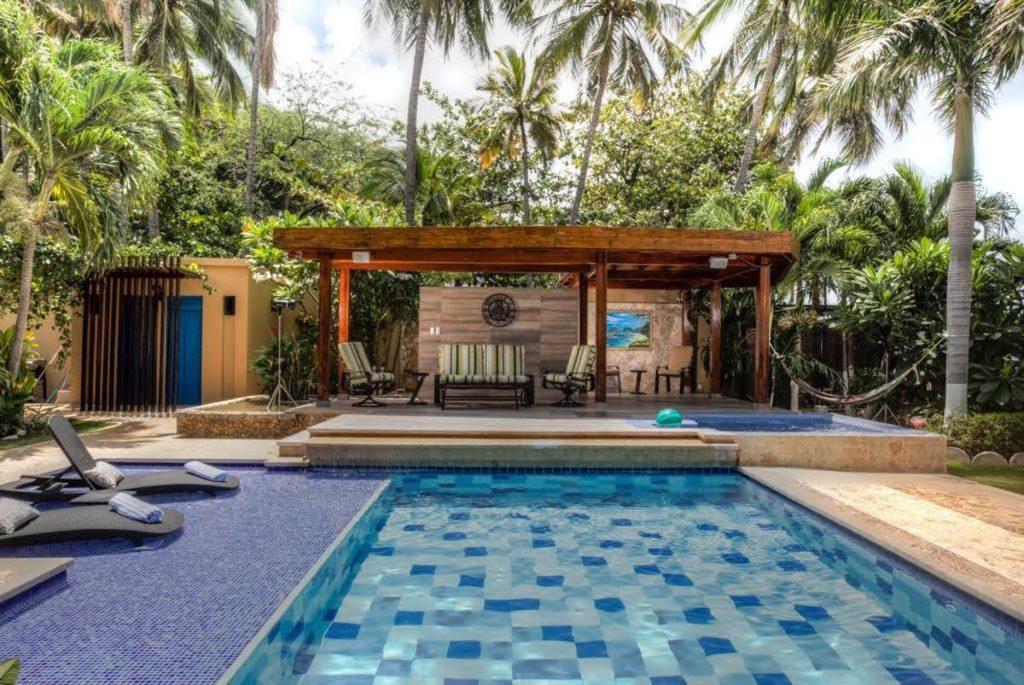 Colombia - Santa Marta - 1558 - Casa Verano outdoor pool
