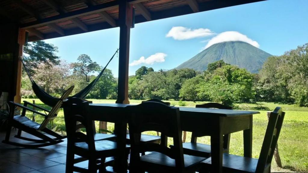 Nicaragua - Ometepe - 10024 - Finca San Juan de la Isla Volcano Views