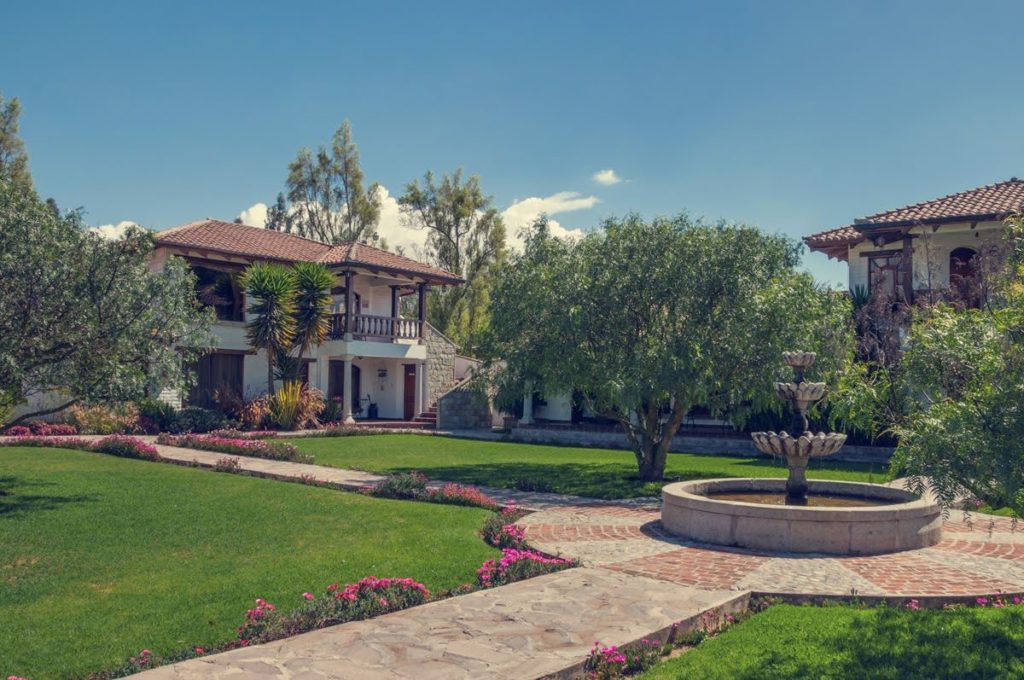 Ecuador - Riobamba - 1557 - Hacienda Abraspungo Gardens