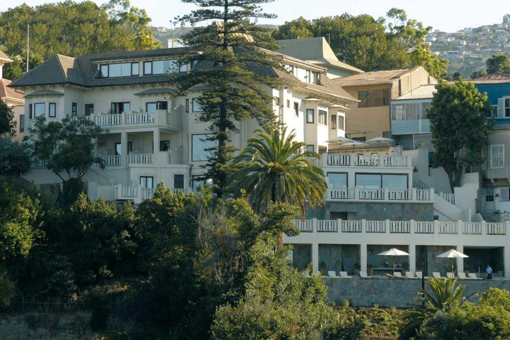 Chile - Valparaiso - 1560 - Casa Higueras Exterior of Hotel