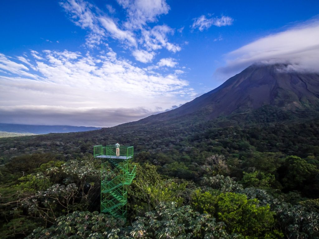 Costa Rica - Arenal Volcano National Park - 10024 -Arenal Observatory Lodge