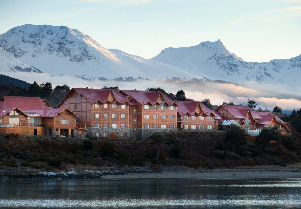 Argentina - Ushuaia- 1584 - Los Cauquenes External Views in Winter